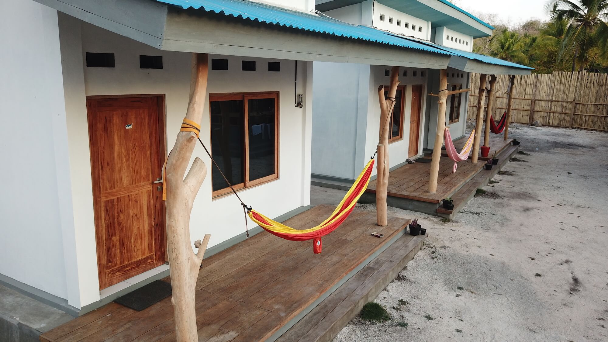 Guest Rooms of Air Dive Alor